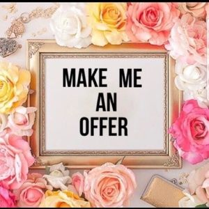 ❤Make me an offer❤